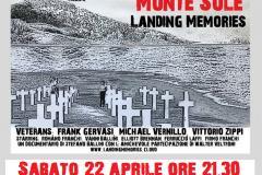 monte sole landing memories